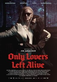 """Filmplakat für """"ONLY LOVERS LEFT ALIVE"""""""