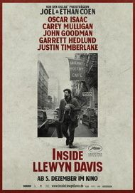"""Filmplakat für """"Inside Llewyn Davis"""""""