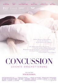 """Filmplakat für """"CONCUSSION"""""""