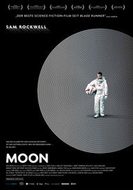 """Movie poster for """"Moon"""""""