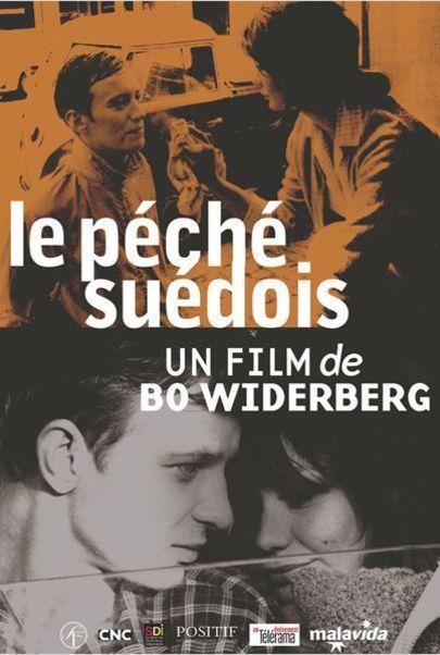 """Movie poster for """"LE PÉCHÉ SUÉDOIS"""""""