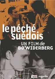 "Movie poster for ""LE PÉCHÉ SUÉDOIS"""
