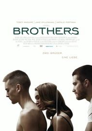 """Movie poster for """"BROTHERS"""""""