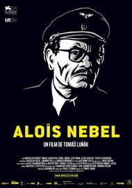 """Filmplakat für """"Alois Nebel"""""""