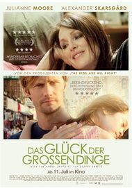"""Filmplakat für """"Das Glück der großen Dinge"""""""