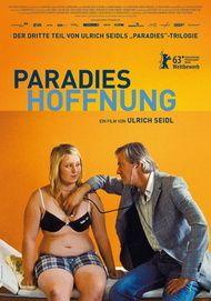 """Filmplakat für """"Paradies: Hoffnung"""""""