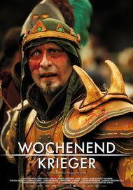 """Filmplakat für """"Wochenendkrieger"""""""