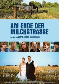 """Movie poster for """"Am Ende der Milchstraße"""""""