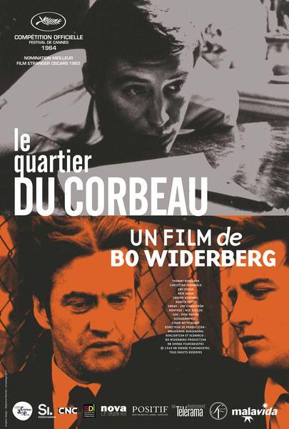 """Movie poster for """"LE QUARTIER DU CORBEAU """""""