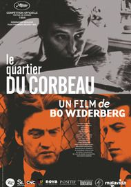 "Movie poster for ""LE QUARTIER DU CORBEAU """