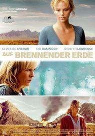 """Filmplakat für """"Auf brennender Erde"""""""