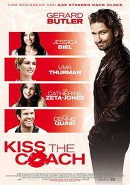 "Filmplakat für ""Kiss the Coach"""