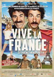 """Filmplakat für """"Vive la France - Gesprengt wird später"""""""