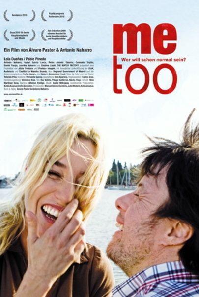 """Filmplakat für """"Me Too - Wer will schon normal sein"""""""