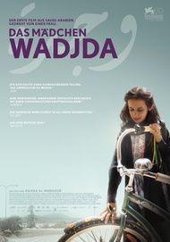 "Movie poster for ""Wadjda"""