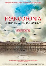 """Movie poster for """"FRANCOFONIA"""""""