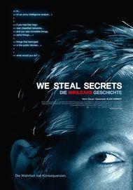"""Filmplakat für """"We Steal Secrets: Die WikiLeaks Geschichte"""""""