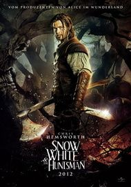 "Filmplakat für ""SNOW WHITE AND THE HUNTSMAN"""