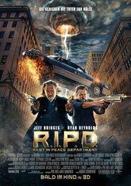 """Filmplakat für """"R.I.P.D."""""""