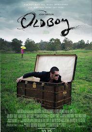 """Filmplakat für """"OLDBOY"""""""