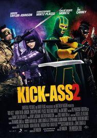 """Filmplakat für """"Kick-Ass 2"""""""