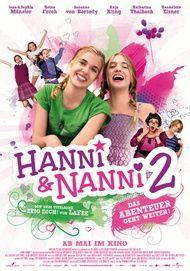 """Filmplakat für """"Hanni & Nanni 2"""""""