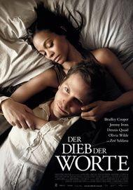 """Filmplakat für """"Der Dieb der Worte"""""""