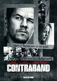 """Filmplakat für """"Contraband"""""""