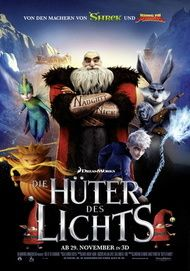 """Filmplakat für """"Die Hüter des Lichts"""""""