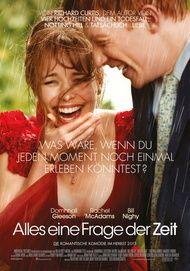 """Filmplakat für """"Alles eine Frage der Zeit"""""""