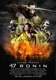 """Filmplakat für """"47 RONIN"""""""
