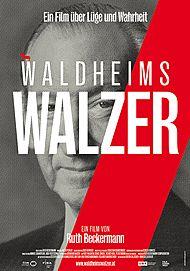 """Filmplakat für """"Waldheims Walzer"""""""