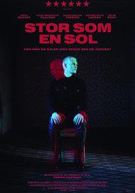 "Movie poster for ""STOR SOM EN SOL"""