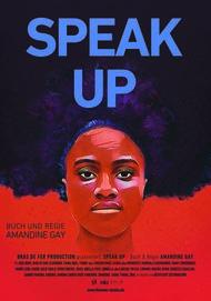 """Filmplakat für """"Speak Up"""""""