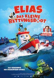 """Filmplakat für """"Elias - Das kleine Rettungsboot"""""""