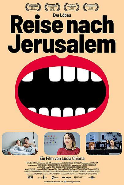 """Filmplakat für """"Reise nach Jerusalem"""""""