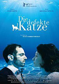 """Filmplakat für """"Die defekte Katze"""""""