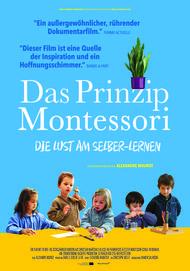 """Filmplakat für """"Das Prinzip Montessori - Die Lust am Selber-Lernen"""""""