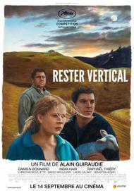 """Movie poster for """"STAYING VERTICAL"""""""