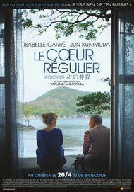 """Movie poster for """"LE COEUR REGULIER"""""""