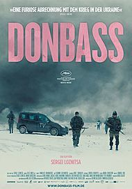 "Filmplakat für ""Donbass"""