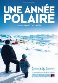 """Movie poster for """"A POLAR YEAR"""""""