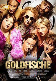 """Movie poster for """"Die Goldfische"""""""