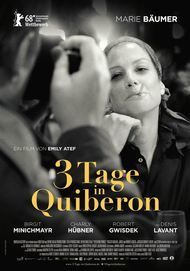 """Movie poster for """"3 TAGE IN QUIBERON"""""""