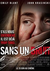 """Movie poster for """"A QUIET PLACE"""""""