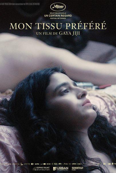 """Movie poster for """"MON TISSU PREFERE"""""""