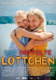 """Movie poster for """"Das doppelte Lottchen"""""""