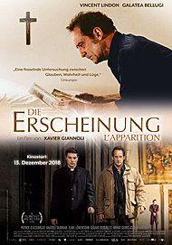 """Filmplakat für """"Die Erscheinung"""""""