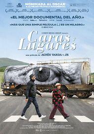 """Movie poster for """"VISAGES VILLAGES"""""""