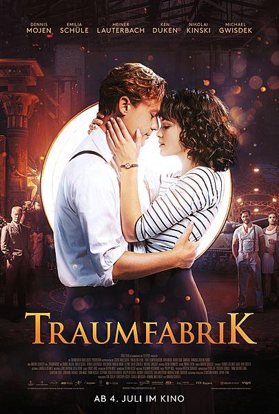 """Filmplakat für """"Traumfabrik"""""""
